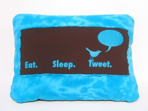 eat sleep tweet