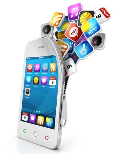 social media phone