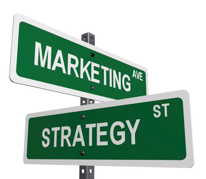 markkinointi ja strategia