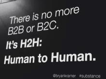 #H2H marketing