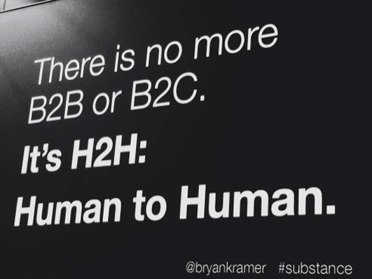 #H2H marketing