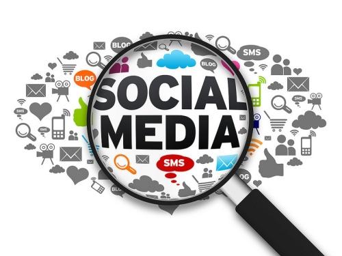 Social Media suurennuslasissa