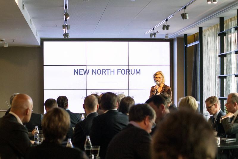Amcham rakentaa ydinverkostoja, kuten tässä pohjoismaisten toimitusjohtajien New North