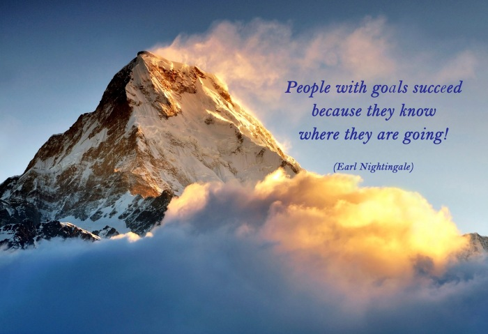 People with goals