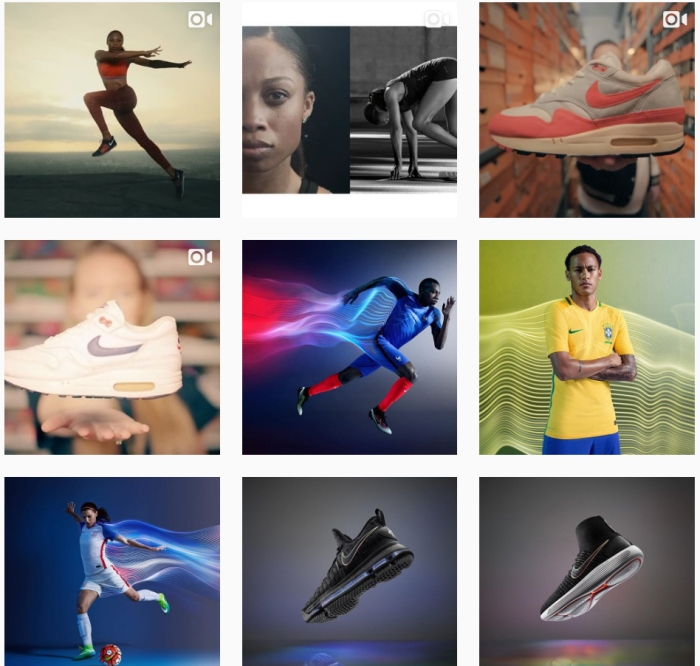 Nike is most popular Instagram profile 2.jpg