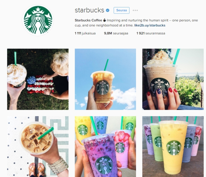 Starbucks is 2nd most popular Instagram profile.jpg