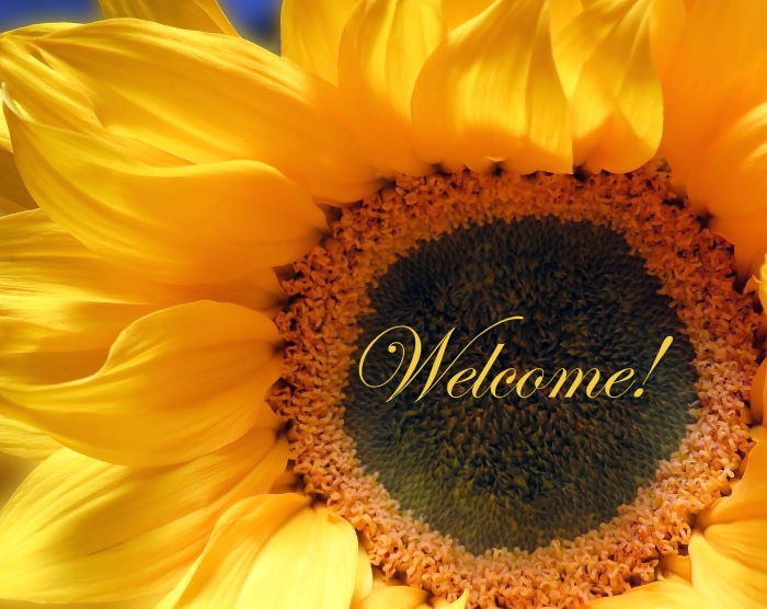 Welcome Card With Sunflower.jpg