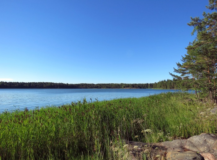 A Beautiful Morning In The Archipelago